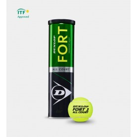 כדור טניס DUNLOP FORT ALL COURT TS