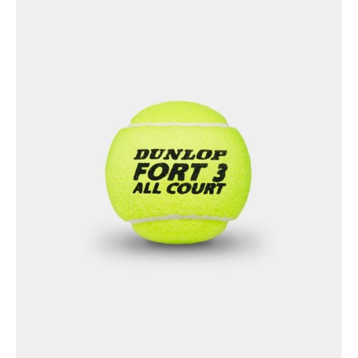 כדור טניס DUNLOP FORT ALL COURT TS