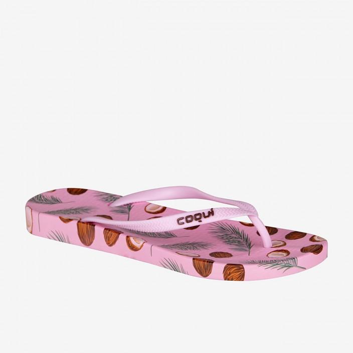 כפכפי אצבע KAJA Coconut pink
